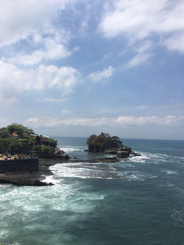 海神庙(Tanah Lot)