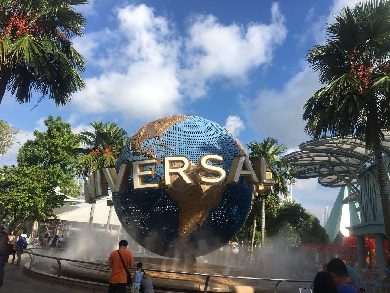 环球影城 Universal